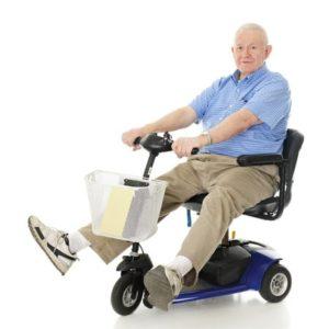 Elektromobile als Alternative zu klassischen Rollstühlen