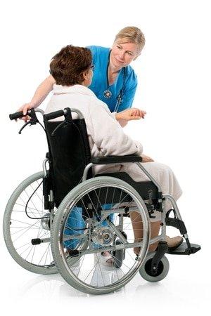 Rollstuhl für mehr Mobilität und Lebensfreude im Alter