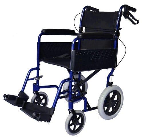Elite Care Transitverkehr Rollstühle mit Handbremsen - neue Modelljahr 2016