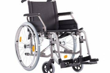 Rollstuhl S-Eco 300, Faltrollstuhl