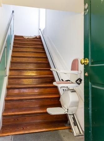 Treppenlift: Keine unüberwindbarer Treppenaufgang mehr