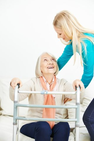 Aufstehhilfen und Bettaufstehhilfe und andere praktische Haltegriffe