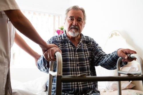 Aufstehhilfe für Senioren