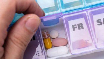 Tablettenbox für Senioren – Medikamentenboxen für 7 Tage