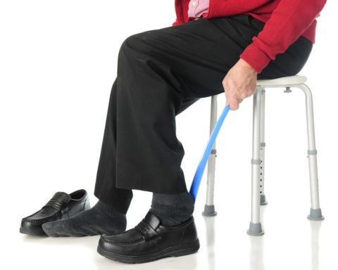 Ankleidehilfen für Senioren