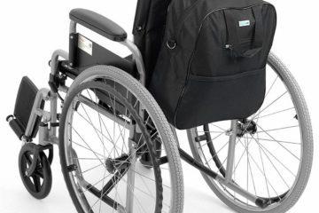 Rollstuhltaschen – Die praktischen Begleiter für unterwegs und beim Einkauf