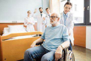 Anti Dekubitus-Hilfsmittel für Senioren