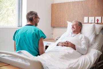 Ratgeber Pflegebett für Senioren