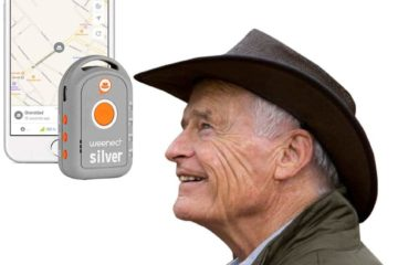 Weenect Silver – Notfallknopf für Senioren