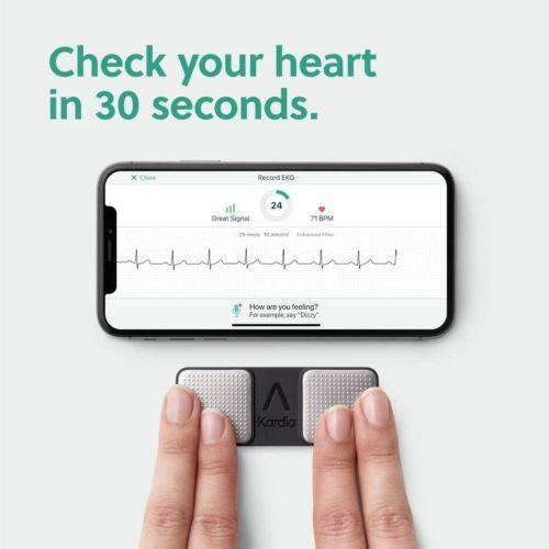 Mardiamobiel - Herzfrequenz mobil messen