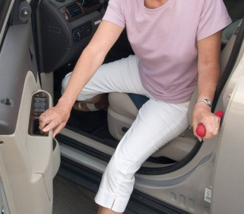 Umsetzhilfe für das Auto