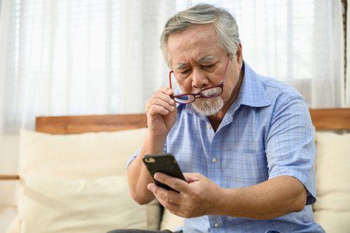 Senioren Telefone