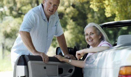 Drehkissen fürs Auto – Mehr Bewegungsfreiheit für Senioren