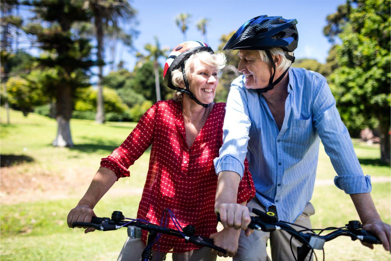 elektrofahrrad für senioren