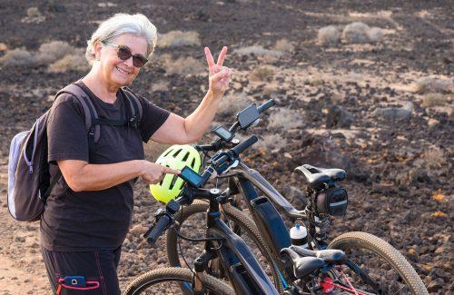 elektrofahrräder für senioren